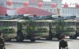 """Những vũ khí mới của """"Hỏa tiễn quân"""" Trung Quốc lần đầu xuất hiện trong lễ duyệt binh"""