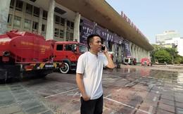 Anh trai Quang Hà đau xót trước bình luận ác ý vụ cháy Cung Việt Xô, phải hủy liveshow