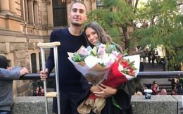 Hành trình cùng bạn trai chiến đấu với căn bệnh ung thư của cô gái 18 tuổi khiến dân mạng xúc động