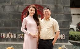 """Sau 3 năm, """"cô gái vàng"""" của Hoa hậu Việt Nam tốt nghiệp Đại học Ngoại thương loại xuất sắc"""