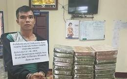 Biên phòng Thanh Hóa: Bắt 2 đối tượng vận chuyển 32 bánh heroin