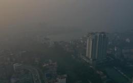 Những điểm ở Hà Nội ô nhiễm không khí nguy hiểm nhất trong ngày đầu tháng 10