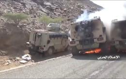 Houthi dùng tuyệt chiêu gì để bắt sống 2.000 lính và hàng trăm thiết giáp triệu USD Saudi?