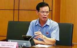 Vợ ông Triệu Tài Vinh bị yêu cầu kiểm điểm vì 'em chồng tác động nâng điểm cho con'