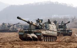 """Nga giật mình khi """"sấm sét chiến trường"""" K9 Thunder áp sát biên giới"""