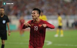 """CĐV châu Á choáng với bàn thắng của Quang Hải: """"Như điện xẹt, quá đẳng cấp"""""""
