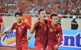 """Báo Malaysia thất vọng, thừa nhận tuyển Việt Nam """"quá mạnh mẽ"""""""