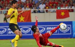 """Quang Hải để lại khoảnh khắc thiên tài, Việt Nam """"tặng"""" cho Malaysia bài học nhớ đời"""