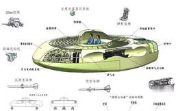 Triển lãm trực thăng Thiên Tân: Dân mạng TQ xôn xao vì chiếc đĩa bay hiện đại chưa từng thấy