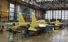 """Một dây chuyền sản xuất tiêm kích Su-34 hiện đại của Nga """"sắp chết""""?"""
