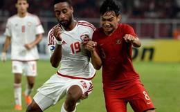 Thảm bại trước UAE, Indonesia khiến HLV Park Hang-seo buồn vui lẫn lộn