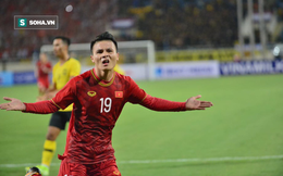 Báo Trung Quốc: Quang Hải rất giống Messi; Việt Nam thở phào nhẹ nhõm khi hạ Malaysia