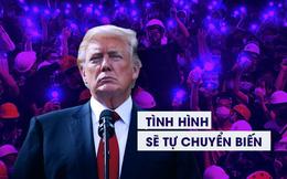Đạt thỏa thuận với TQ, ông Trump phát ngôn về Hong Kong khiến người biểu tình hoang mang