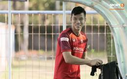 Sau Tuấn Anh, đội trưởng tuyển Việt Nam tiếp tục khiến HLV Park Hang-seo lo lắng