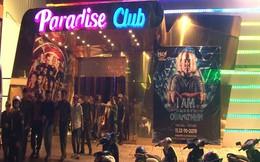 Nửa đêm đột kích quán bar, 31 thanh niên phê ma túy
