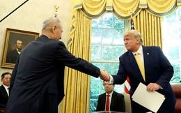 """Mỹ-Trung đạt thỏa thuận thương mại giai đoạn 1, ông Trump """"đình chiến"""" thuế"""