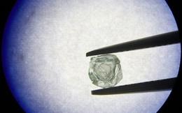 Viên kim cương độc nhất trên thế giới 800 triệu năm tuổi