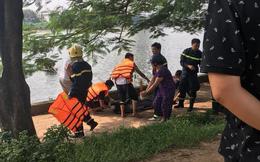 Phát hiện thi thể nam giới nổi lập lờ trên hồ Linh Đàm