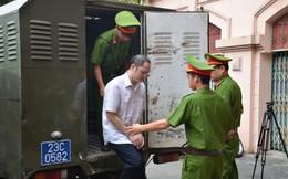 Sáng nay, 5 cựu quan chức tỉnh Hà Giang hầu tòa vụ gian lận điểm thi THPT Quốc gia 2018