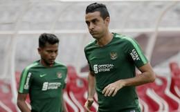 """Nguy cơ phải ngồi ngoài, sao nhập tịch Brazil của Indonesia vẫn """"nói cứng"""" về trận gặp VN"""