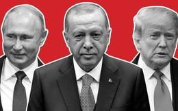 """Liều mình tiến công ở Syria: Có Nga bảo hộ, Mỹ khó lòng lấy cớ S-400 để """"bắt nạt"""" Thổ Nhĩ Kỳ?"""