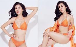 Người mẫu Việt từng bị trầm cảm khoe ảnh bikini nóng bỏng