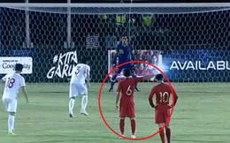 """Để Quế Ngọc Hải ghi bàn, Messi Indonesia bị chỉ trích vì màn nhắc bài """"lệch tủ"""""""