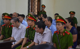 """Xử gian lận thi ở Hà Giang: Phó GĐ Sở GD khai """"chỉ nhờ chung chung"""" và con được nâng 13,3 điểm"""