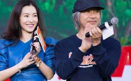 """Rộ tin """"vua hài"""" Châu Tinh Trì viết di chúc, để lại toàn bộ tài sản cho con trai thứ 3 của Trương Bá Chi"""