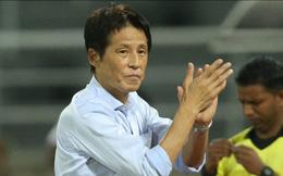 Hồ hởi sau chiến công, HLV Nishino thể hiện sự bình tĩnh đáng ngại