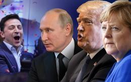 """Không những """"trao chiến thắng"""" ở Syria, Mỹ còn giúp Nga có """"niềm vui nhân đôi"""" ở Ukraine?"""