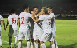 Đánh bại cả Malaysia lẫn Indonesia, ĐT Việt Nam thăng tiến trên BXH FIFA