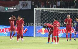 """Báo Indonesia chỉ ra """"3 sự thật đau lòng"""", gọi trận thua Việt Nam là """"cái kết kỳ quặc"""""""
