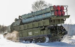Nga cấp tốc trang bị tổ hợp phòng không Buk-M3 cho quân khu Trung tâm