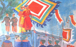 Bản lĩnh Lê Đại Hành: Mang trăn lớn, hổ dữ ra dọa khiến sứ giả TQ hồn xiêu phách lạc