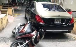 Đề nghị xử lý lái xe Maybach lỗi xâm hại sức khoẻ người khác