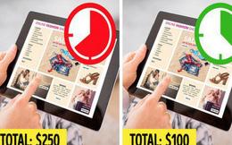 8 bí kíp giúp bạn thoát khỏi 'thiên la địa võng' bẫy đốt tiền khi mua sắm online - đọc ngay để tránh mất tiền oan