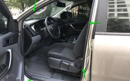 Những vị trí trên ô tô cần được vệ sinh định kỳ