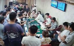 Khởi tố 7 bị can trong vụ đánh bạc với gần nửa tỷ đồng trên chiếu bạc ở khách sạn tại trung tâm TP. Cần Thơ