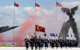 NATO mâu thuẫn vì chiến dịch tại Syria của Thổ Nhĩ Kỳ