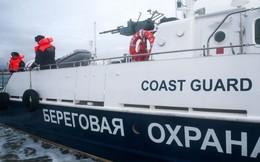 Nga bắt giữ 4 tàu cùng 64 ngư dân Triều Tiên