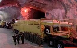 Bí mật khủng khiếp trong kho tên lửa khổng lồ của Iran ẩn sâu trong lòng đất