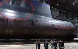 Triều Tiên có thể đã phóng tên lửa đạn đạo từ tàu ngầm