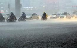 Miền Bắc chuẩn bị đón mưa dông kết thúc những ngày không khí ô nhiễm