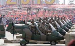 6 vũ khí kỳ lạ Trung Quốc tiết lộ trong lễ duyệt binh: Thứ chưa nước nào có, thứ như đồ tiêu khiển