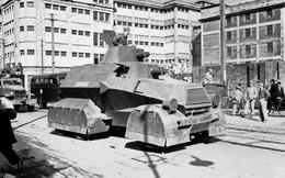 """Hình ảnh Trung Quốc 70 năm trước: Những khoảnh khắc còn """"ám ảnh"""" cho tới ngày nay"""