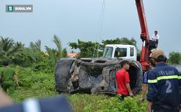 """Vụ xe Mercedes rơi xuống kênh khiến 3 người tử vong: """"Đêm trước, tôi nghe thấy âm thanh rất lớn..."""""""