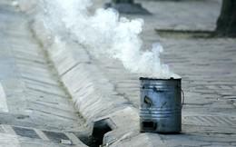 """Hà Nội: Mỗi ngày đốt 528 tấn than tổ ong, người dân đối mặt với lượng khí độc """"khổng lồ"""""""
