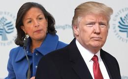 Màn khẩu chiến gay gắt trên Twitter giữa Tổng thống Trump và cựu Cố vấn An ninh quốc gia Rice