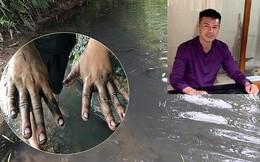 Hé lộ nam cán bộ gốm sứ Thanh Hà cung cấp dầu thải cho các đối tượng gây ô nhiễm nguồn nước sông Đà